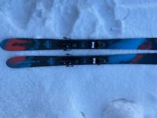 New listing 2021 Nordica Enforcer 110 Free skis. 185cm with Armada Shift Binding
