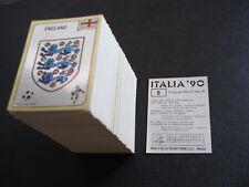 *** Panini World Cup 90 Stickers (1990) ***