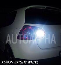VW GOLF MK5 V 03-08 XENON COOL WHITE LED REVERSE LIGHT BULB UPGRADE ERROR FREE