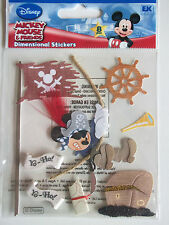JOLEE'S BOUTIQUE DISNEY STICKERS - PIRATE MICKEY MOUSE