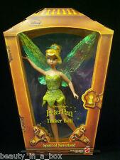 SPIRIT OF NEVERLAND Tinkerbell Doll Lantern RARE Disney Collection Doll
