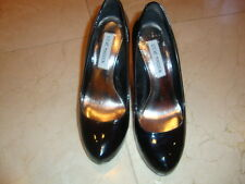 Soft and shiny, patent black steve madden shoes