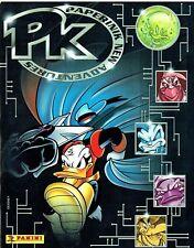 PK album vuoto Paperinik New Adventures - allegate 6 figurine e inserto - 1998