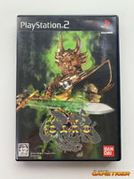 GARO Golden Knight Ogon Kishi PS2 Sony Playstation2 JAPAN