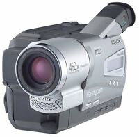 Sony Hi8 8mm CCD-TR818 Handycam Video Camcorder Player *WARRANTY*