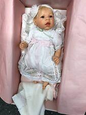 Hildegard Günzel Resin Puppe 47 cm. Top Zustand