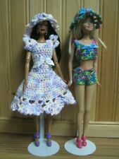 Barbie doll clothes and shoes SALE - Free US shipping