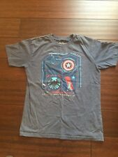 BOYS SHORT SLEEVE T-SHIRT SIZE XL BY AMERICAN MINT CLOTHING CO.