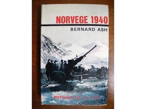 Norvège 1940, Bernard Ash, Presses de la Cité 1965