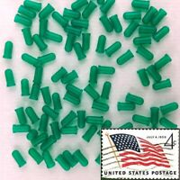 1000ps Nylon Plastic Insulator Shoulder Washer Grain Hole For TO220 Diameter 3mm