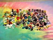 LEGO MINIFIGS LOT with assorted specialty pieces parts accessories S3