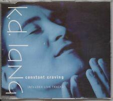 K. D. Lang - Constant Craving (CD Single)