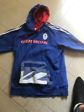 Official Adidas Team Gb 2012 London Olympics Hoody Size Small Hoodie