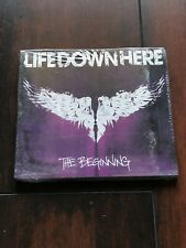 Life Down Here - The Beginning CD - Sealed / Brand New
