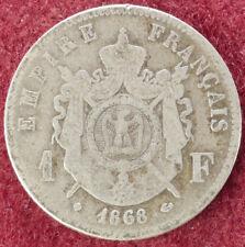 France 1 franc 1868 BB (D2208)