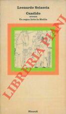 Libri antichi e da collezione Autore Leonardo Sciascia