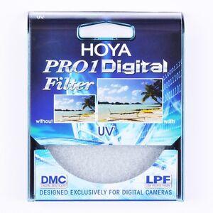 Hoya 52mm Pro 1 Digital UV Filter - NEW UK STOCK