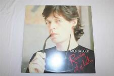 Mick Jagger: Running out of Luck Laserdisc New in Plastic
