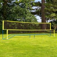 Vermont ProCourt Mini Tennis & Badminton Combi Net - 20' [Net World Sports]