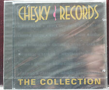 Rare Chesky The Collection 66 mins Smooth Latin 1993 Sealed MINT USA Stunning!