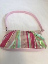 Limited Too Girls Purse, Pink And Pastel Colors