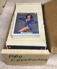 1991 Lime Rock Pro Cheerleaders Series 1 Set (44) + Many Extras