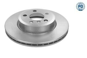 MEYLE PD Brake Rotor Front Pair 383 521 3074/PD fits BMW X Series X3 2.0d (E8...