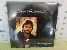 Michael Tomlinson, Run This Way Forever,  A&M Records YL 0116, 1988, Folk, Pop
