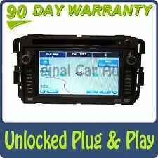 Unlocked GMC Chevy OEM Navigation GPS LCD Display Screen MP3 DVD CD Player Radio