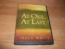 At One At Last A personal Covenant Relationship With God Paula White Audio CDs