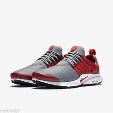 Nike Air Presto, Red Grey, Brand New Mens men free rn flyknit boost run