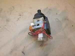 105) Joystick / Potentiometer Spohn u. Burkhardt Sponger 8P1A 3KO