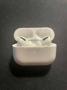 Apple Air Pods Pro - Comes With Charger And Case ect.