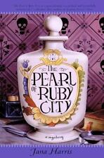The Pearl of Ruby City-ExLibrary