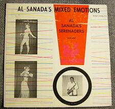 Al Sanada: Mixed Emotions-AL SANADA'S SERENADERS-Garrison Recording SAN 467