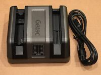 GETAC B300 Dual Bay Battery Charger