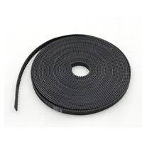 10mm Width 3D Printer GT2 Timing Belt for Reprap Rostock Mendel Prusa Parts