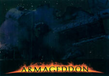 Armageddon Movie Foil Card 11