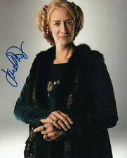 JANET McTEER.. The White Queen - SIGNED