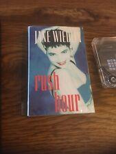 Jane Wiedlin RUSH HOUR/THE END Cassette Single 1988 EMI