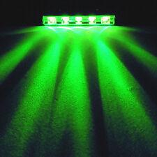BOAT LED Lights 5 LED Marine Stern Deck Navigation Step GREEN