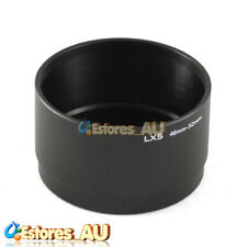 52mm Lens Adapter Tube Ring For Panasonic LUMIX DMC-LX5