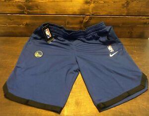 Nike Golden State Warriors Team Issue Basketball Shorts AV1977-495 Women's M