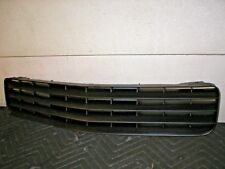 1985-1992 Camaro Z-28 RS IROC FRONT BUMPER GRILL GRILLE BLACK GM1200323 NEW