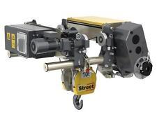 10-Ton Overhead Crane Complete Kit by Street Crane - 50 ft Max Span VFD Control