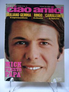 Ciao Amici n°42 del 17 ottobre 1967 rivista settimanale per giovani - vintage