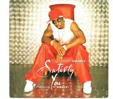 Puff Daddy feat. R. Kelly - Satisfy You - CDS - 1999- RnB Pop Rap 2TR Cardsleeve