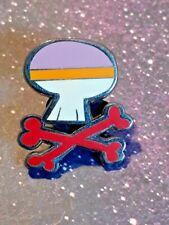 Disney Skull and Cross Bones Collector Trading Pin