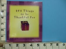 101 Things to be thankful for by Vickie Phelps (2003, Hardcover) 2U