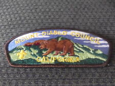 MINT CSP Mount Diablo Council CA T-1